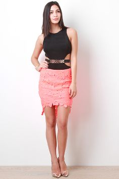 Island Dancer Skirt #UrbanOG