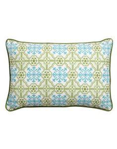 ELILI kudde grön INDISKA Shop Online 249 kr
