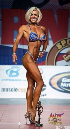 4th place Arnold Classic.COLUMBUS OHIO USA Figure class D Ifbb