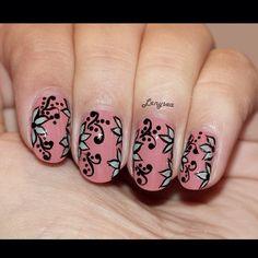 Instagram photo by lenysea #nail #nails #nailart