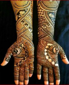 100 Gambar Gambar Henna Terbaik Henna Desain Henna Gambar