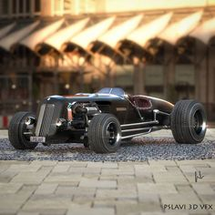 Here's a render of my hotrod based on the Tank car model I created several years ago...twin turbo 24 cylinders..i need a wallpaper for my pc..lol..Enjoy. #3dart #engine #supercars #3dstudiomax #aftereffects #render #vfx #technology #cardesign #prototype #mechanicalengineering #graphics #motor #industrialdesign #rotary #turbo #visulisation #roadster #3d #vray #instaart #mechanic #3dmodel #americanmuscle #hotrod