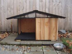 Why is using a dog house a good idea? Most people tend to have the misconception that dog houses are meant for only those dog owners who intend to keep their dogs outside.