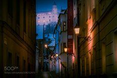 Slovekia#1 - Bratislava Castle by ewhchow