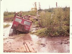 Pipeline Construction, Oil Field, Things Happen, Recovery, Trucks, Vehicles, Cars, Truck, Wilderness Survival