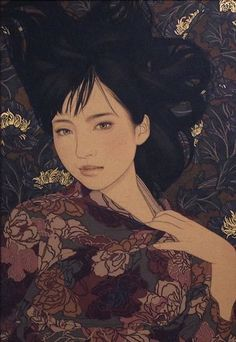 Kai Fine Art is an art website, shows painting and illustration works all over the world. Art Gallery, Modern Art, Art Painting, Japanese Art, Japanese Artists, Japanese Art Modern, Illustration Art, Art, Portrait Art