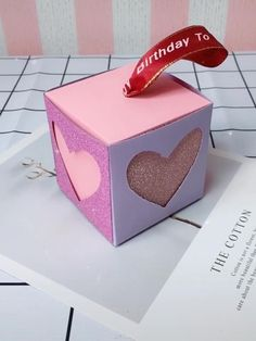Diy Crafts Hacks, Diy Crafts For Gifts, Diy Arts And Crafts, Diy Gifts Videos, Crafts For Kids, Cool Paper Crafts, Paper Crafts Origami, Diy Paper Box, Diy Gift Wrapping Paper
