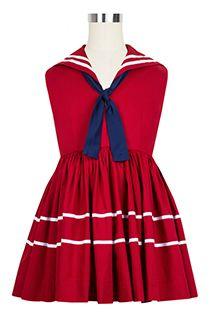 Rockabilly Baby Skipper Dress