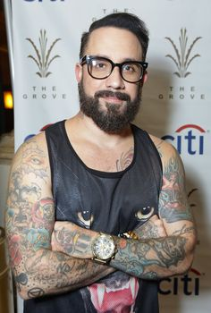 Backstreet Boys's A.J. McLean Declares Himself a 'F*g Hag'