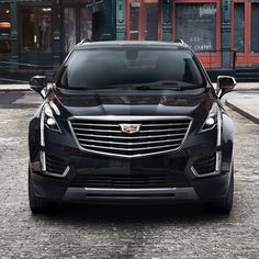 A striking statement. The first-ever #Cadillac#XT5  #DAREGREATLY