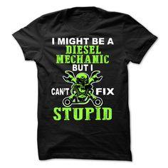 Diesel Mechanic  T Shirt, Hoodie, Sweatshirt