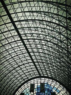 Lines&Design lookingup Architecture Roof
