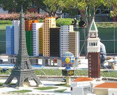 Yusuf Masran: Legoland California (USA)