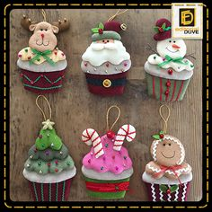 Felt Christmas Decorations, Felt Christmas Ornaments, Christmas Themes, Christmas Holidays, Christmas Projects, Felt Crafts, Christmas Crafts, Christmas Sewing, Christmas Makes
