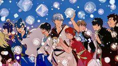 Otaku Anime, Anime Art, Gintama Wallpaper, Fairy Tail Art, Anime Kunst, Asuna, Tentacle, Kaito, Cute Art