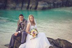 Rarotongan wedding | Astra Bride Lauren | Noir Wedding photography