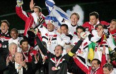 São Paulo FC 2005 - Sete anos do Tri - Foto: Site Oficial/ saopaulofc.net