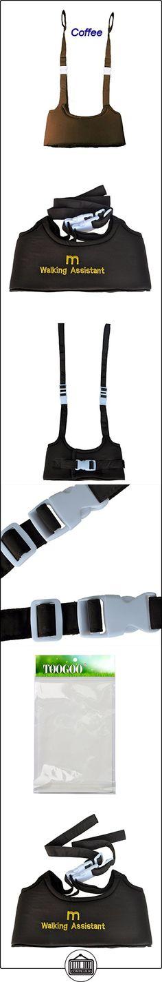 TOOGOO(R) Bebe nino que recorre Asistente de Aprendizaje Paseo Seguridad Riendas del arnes andador Alas - cafe  ✿ Seguridad para tu bebé - (Protege a tus hijos) ✿ ▬► Ver oferta: http://comprar.io/goto/B00MNA3NTU