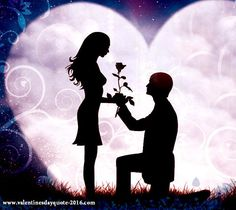 Valentines day hot romantic korean couples images photos - Boy propose girl with rose image ...
