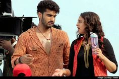 First Look Of Arjun Kapoor and Sonakshi Sinha From 'Tevar Movies' Out!