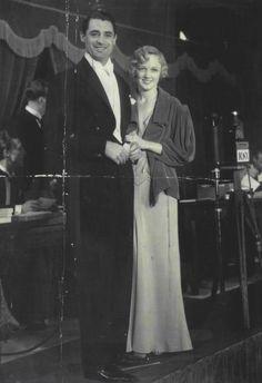 Cary Grant & Virginia Cherrill