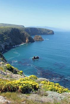 Channel Islands National Park by Lizzie927, via Flickr