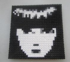 Emily The Strange Awsome Made With Perler Beads by GiacomoDesigns, $14.00