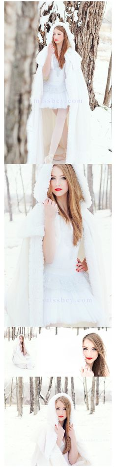 senior styled shoot - snow white