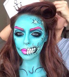 Amazing makeup wow
