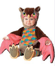 Baby Owl Costume - so cute! @Lindsey Bumgarner