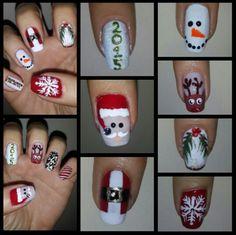 Noel nails