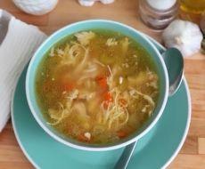 Удивительный рецепт куриного супа, который мне шепнул на ухо известный шеф-повар!