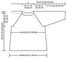 Strikket DROPS bluse i Melody og Glitter med raglan, strikket ovenfra og ned. Str S - XXXL. Gratis opskrifter fra DROPS Design.