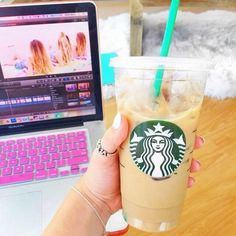 Image result for macbook and starbucks