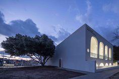 Ezra Lemarpe Medical Rehabilitation Center  / Weinstein Vaadia Architects