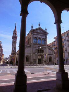 Cuneo e dintorni: Chiesa del Sacro Cuore di Gesù