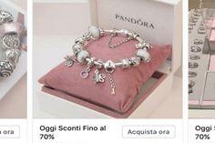 Sconto del 70% sui gioielli Pandora: attenzione alla nuova truffa su Facebook