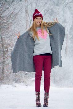 Jessica Mercedes Kirschner in SDBWD sweatshirt