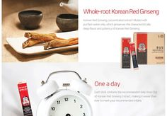 Korean Red Ginseng concentrated extract diluted with purified water only, which preserves the characteristically deep flavor and potency of Korean Red Ginseng Korean Red Ginseng Extract, Korean Ginseng, Natural Pre Workout, Purified Water, Home Remedies, Preserves, Biology, Herbalism, Deep