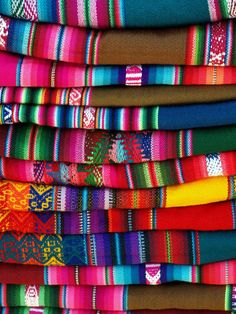 Market Textiles / Flickr - Photo Sharing! (market,textile,peru,colour,color,colourful,colorful,colours,colors)