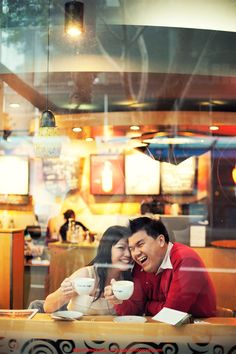 Starbucks engagement
