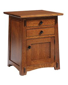 Olde Mission End Table Ohio Hardwood Furniture