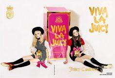 Viva la Juicy ad. Love this perfume!!!