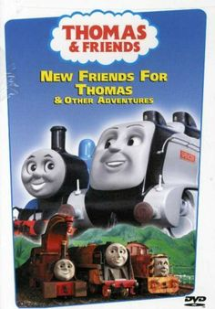Thomas The Tank Engine And Friends - New Friends For Thomas DVD ~ Michael Angelis, http://www.amazon.com/dp/B00018WMLQ/ref=cm_sw_r_pi_dp_uJcZsb1C5XJD0