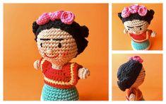 Amigurumi Doll Free Pattern —Amigurumi doll crochet free pattern Free Crochet, Crochet Hats, Amigurumi Doll, Free Pattern, Crochet Necklace, Crochet Patterns, Dolls, Gifts, Presents