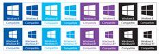 """Windows 8 and Windows RT Compatible"" logo"