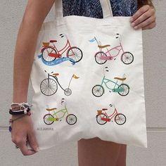 Bolsas de tela personalizadas de Fun Choices - Mamidecora