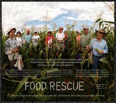 """#60 """"Food Rescue"""" by Douglas Gayeton, via 500px"""