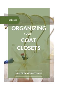 I'l share the tricks of the trade for closet organization with readers. Ideas, hacks, and the 3 Commandments of Closet Organization
