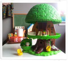 Kleine Koning: Het Boomhuis